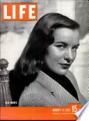 11 Օգոստոս 1947