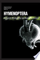 Hymenoptera  Evolution  Biodiversity and Biological Control