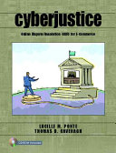 Cyberjustice Book PDF