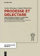 Prodesse et delectare Pdf/ePub eBook