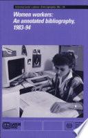 Women Workers Book PDF