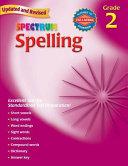 Spelling  Grade 2