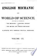 English Mechanic and World of Science
