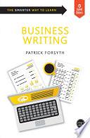 Smart Skills Business Writing
