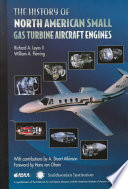 The History of North American Small Gas Turbine Aircraft Engines