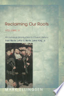 Reclaiming Our Roots Volume Ii