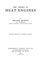 The Theory of Heat Engines