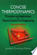 Concise Thermodynamics