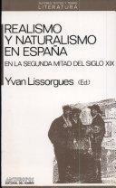 Realismo y naturalismo en España en la segunda mitad del siglo XIX