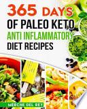 365 Days of Paleo Keto Anti Inflammatory Diet Recipes