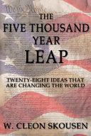 The Five Thousand Year Leap Pdf/ePub eBook