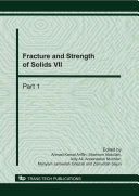 Fracture and Strength of Solids VII