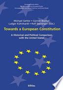 Towards A European Constitution