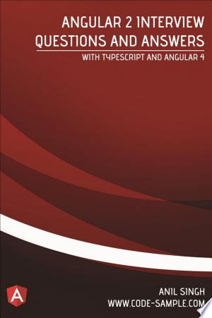 Download Angular 2 Interview Questions and Answers Free PDF Books - Free PDF