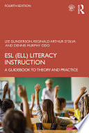 Esl Ell Literacy Instruction Book