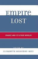 Empire Lost Pdf/ePub eBook