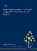DNA METHYLATION OF MICRO    LO Book