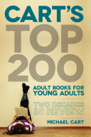 Cart s Top 200 Adult Books for Young Adults