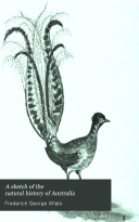 A Sketch of the Natural History of Australia