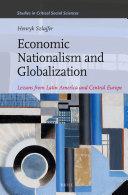Economic Nationalism and Globalization