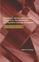 Substance Abuse Intervention Prevention Rehabilitation And Systems Change Strategies