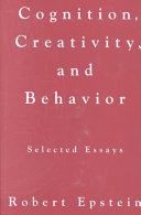 Cognition  Creativity  and Behavior