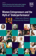 Pdf Women Entrepreneurs and the Myth of 'Underperformance' Telecharger