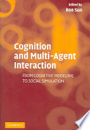 Cognition And Multi Agent Interaction