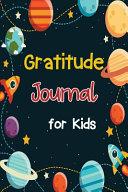 Gratitude Journal for Kids Book
