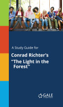 A Study Guide for Conrad Richter's