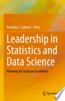 Leadership in Statistics and Data Science Book