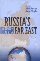 Pdf RUSSIA'S FAR EAST (p)