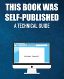 This Book Was Self Published Book PDF
