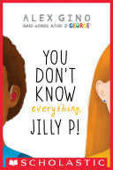 Pdf You Don't Know Everything, Jilly P! Telecharger