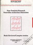 Documentation Sur la Recherche Féministe