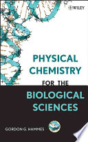 Physical Chemistry For The Biological Sciences Book PDF