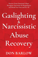 Gaslighting   Narcissistic Abuse Recovery