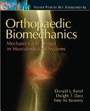 Orthopaedic Biomechanics