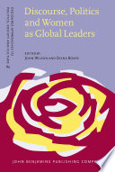 Discourse  Politics and Women as Global Leaders