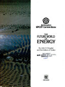 The future world of energy