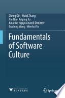 Fundamentals Of Software Culture Book PDF