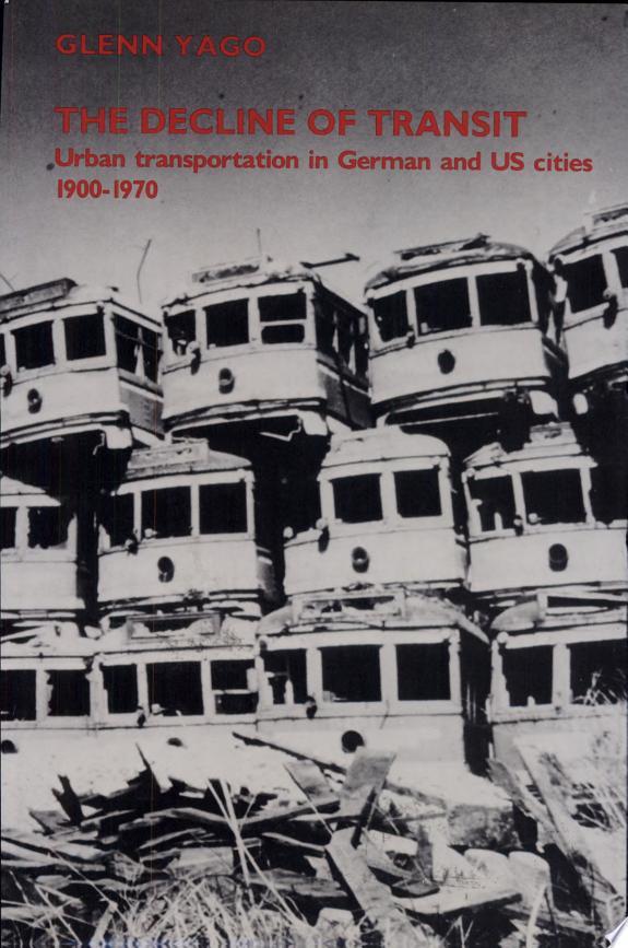 The Decline of Transit