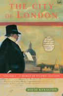 The City Of London Volume 1