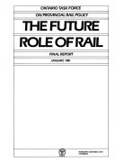 The Future Role of Rail