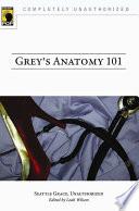Grey S Anatomy 101 Book PDF