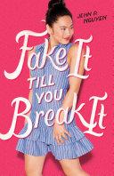 Fake It Till You Break It Pdf/ePub eBook