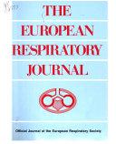 The European Respiratory Journal