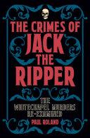 The Crimes of Jack the Ripper Pdf/ePub eBook