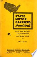 State Motor Carriers Handbook