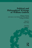 The Political and Philosophical Writings of William Godwin vol 7